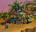 Онлайн игра Commando Assault.